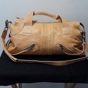 Andrew Marc leather handbag
